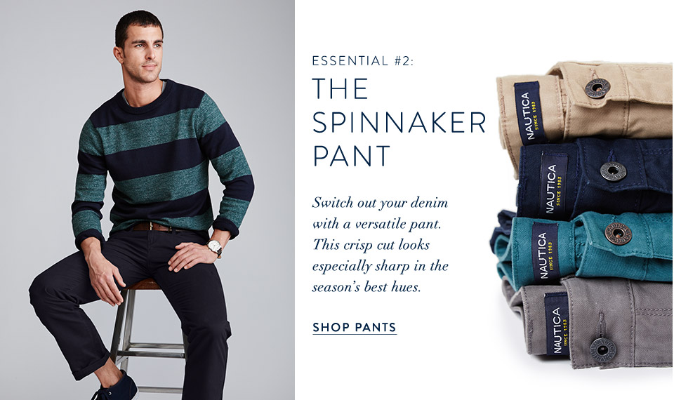 The Spinnaker Pants
