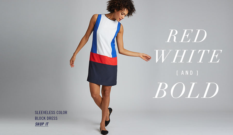 Red, White and Boldl 2