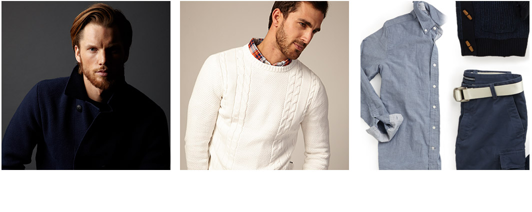 In the Navy Fall Style Guide, Fall Sweater Guide, Five Things You Need For Fall