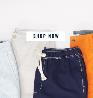Shorts are Here - 50% Off